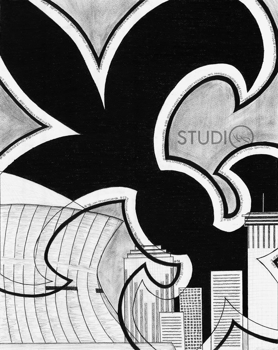 Paint Parties And Custom Art In Luling Louisiana Studio Kb